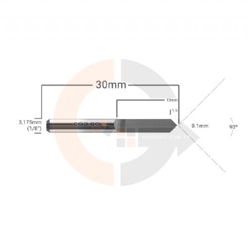 Fresa_de_Gravacao_Flat_90_graus__x_0.1mm_Metal_Duro
