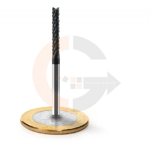 Fresa_Raiada_3.175mmx22mm_Metal_Duro_com_cobertura_de_AlTin