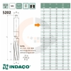 Alargador_Maquina_6.5mm_Canal_Helicoidal__Din_212_D__Indaco